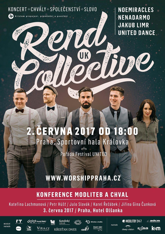 Rend Collective v Praze