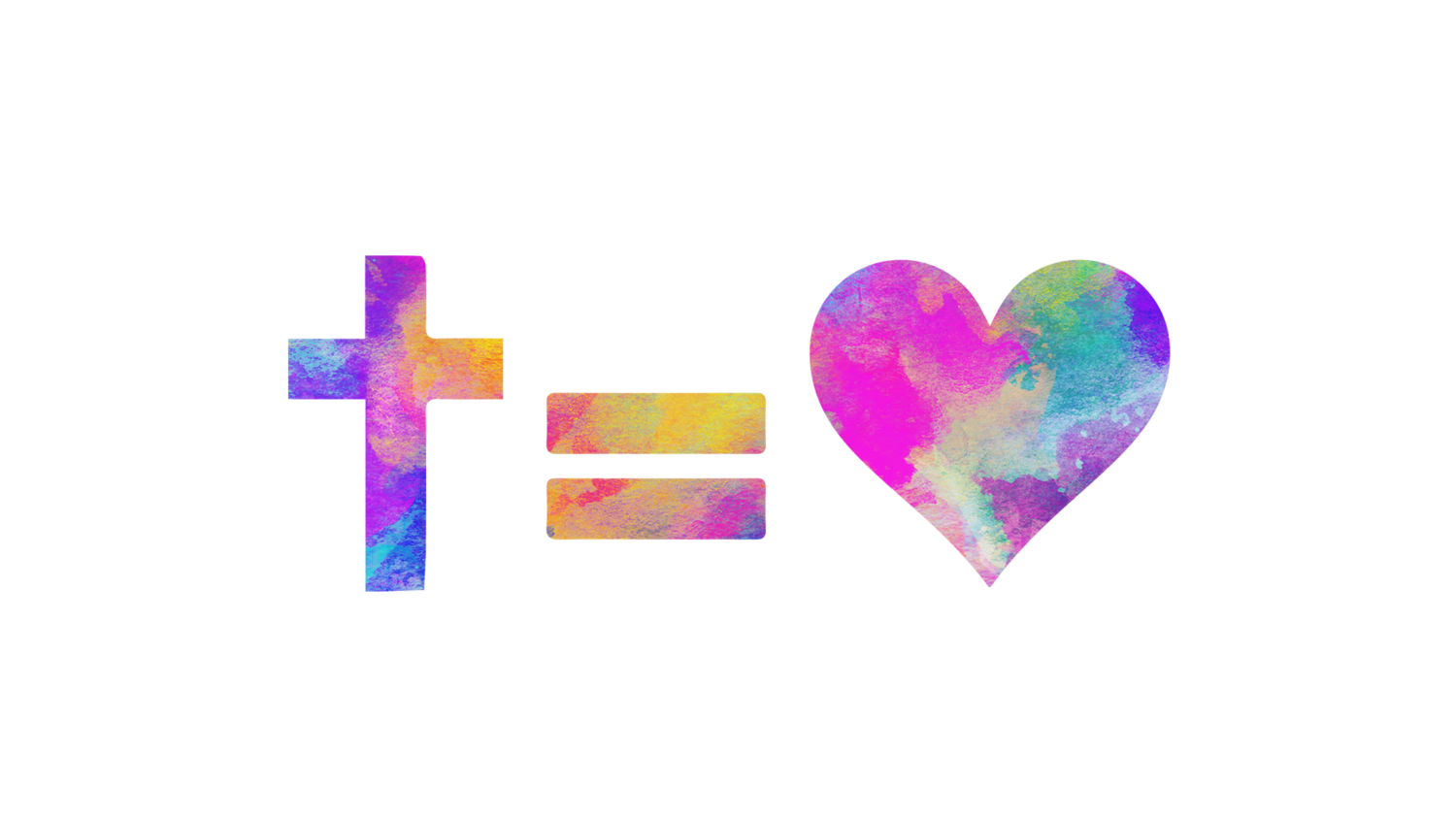 cross = love