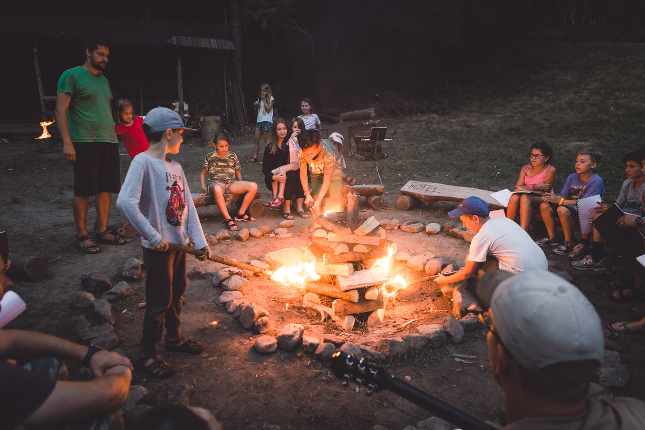 Jozue – Tábor dorostu 2018