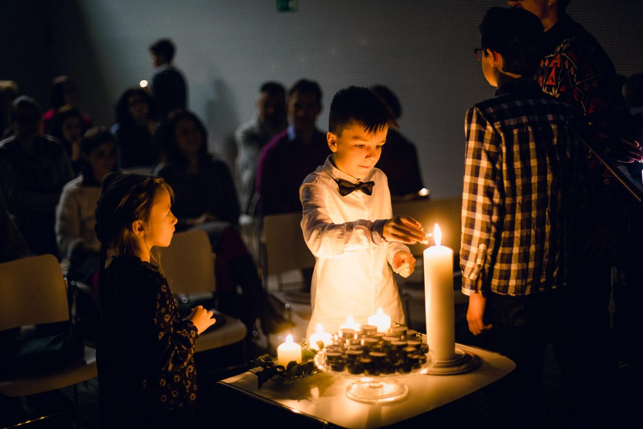 Vánoční bohoslužba – 2018 – fotky
